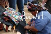Woman Weaving - General Guatemala