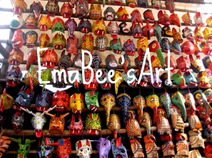 Masks - General Guatemala