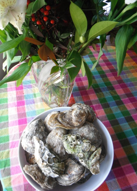 chincoteague and chesapeake bay oysters