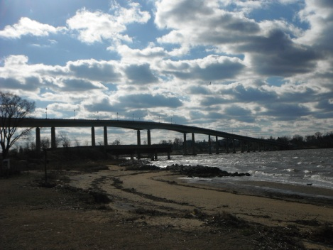 severn river, annapolis, maryland
