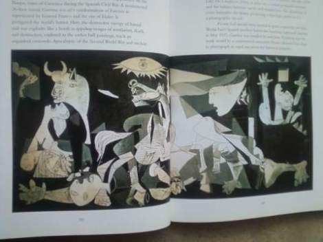 """Guernica"" by Pablo Picasso. 1937"