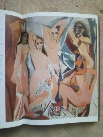 """""""Les Demoiselles D'Avignon"""" 1907"""