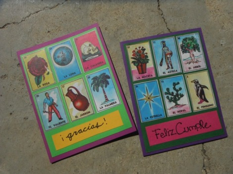 Preview: 'Loteria' Cards