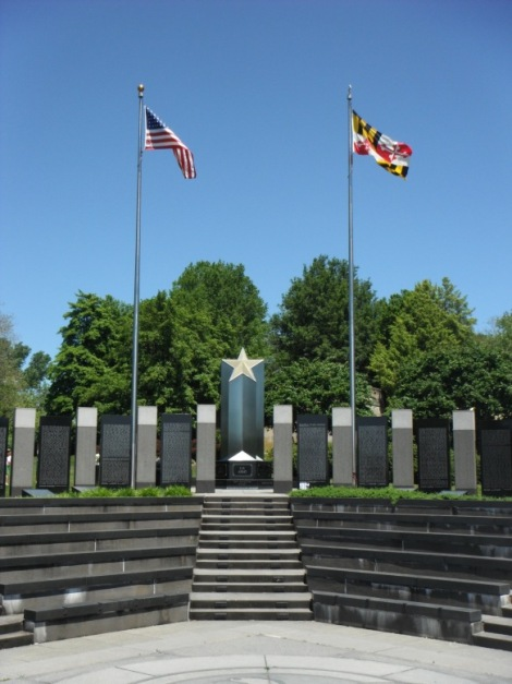 Maryland WWII Memorial