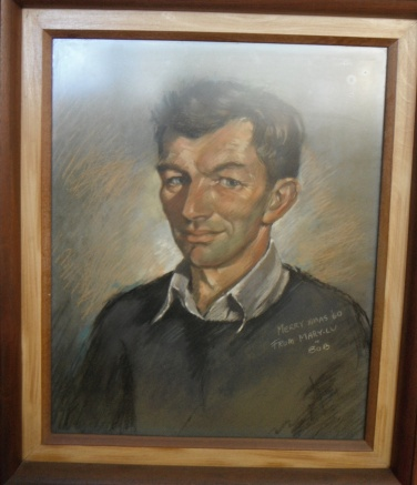 Hidee's 1960 Self-Portrait