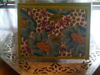 flower card pack