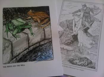 old fairy tale illustrations