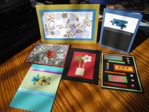 love cards - romantic, wedding, anniversary, and engagement. Favorite are the puzzle pieces!