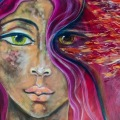 Painting by Shiloh Sophia: http://www.shilohsophiastudios.com/